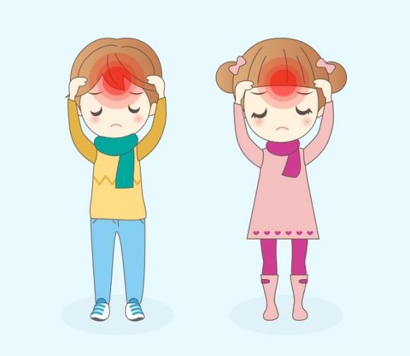 viêm màng não, dấu hiệu viêm màng não, viêm màng não ở trẻ nhỏ