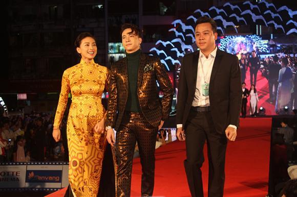 Ngô Thanh Vân,Đỗ Mỹ Linh,LHP Việt Nam 2017