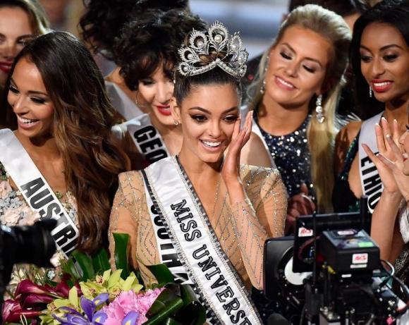 Hoa hậu Hoàn vũ 2017,tân Hoa hậu Hoàn vũ,Miss Universe,Hoa hậu Hoàn vũ Thế giới 2017,tân Hoa hậu Hoàn vũ Thế giới 2017
