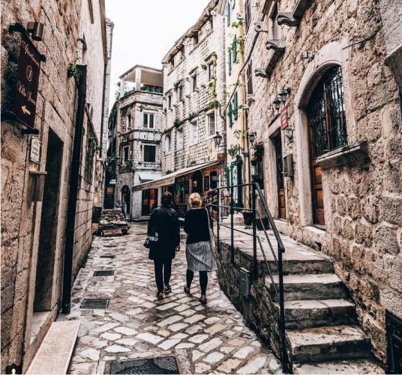 những đường phố đẹp nhất thế giới, nơi đang sống