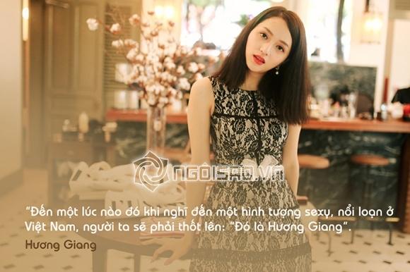 Hương Giang Idol,ca sĩ Hương Giang Idol,Hương Giang Idol nổi loạn