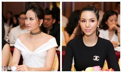 Hoa hậu Hoàn cầu 2017, Khánh Ngân, sao Việt