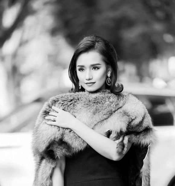 Diễn viên lã thanh huyền,người đẹp phụ nữ thế kỷ 21,lã thanh huyền hóa quý cô