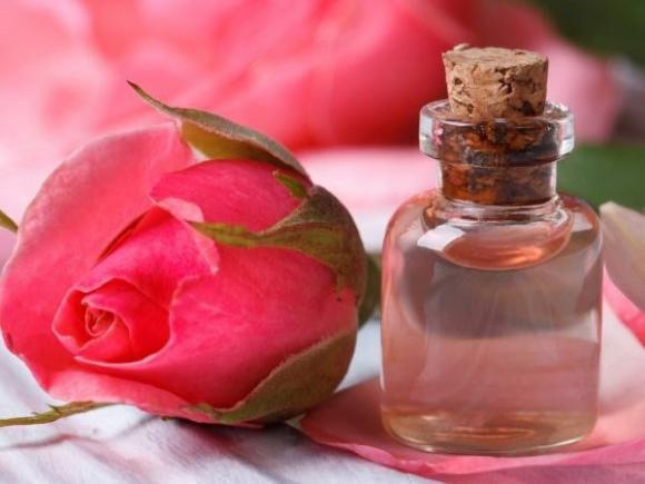 nước hoa hồng, da trắng mịn, cách làm đẹp