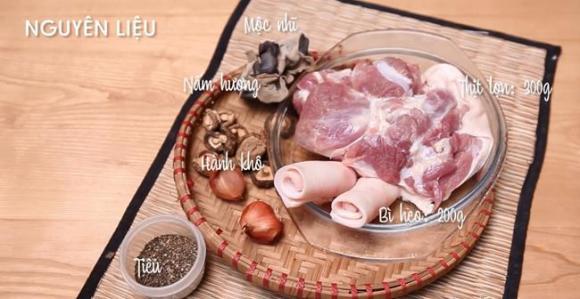 thịt đông, cách nấu thịt đông, các món ngon từ thịt lợn