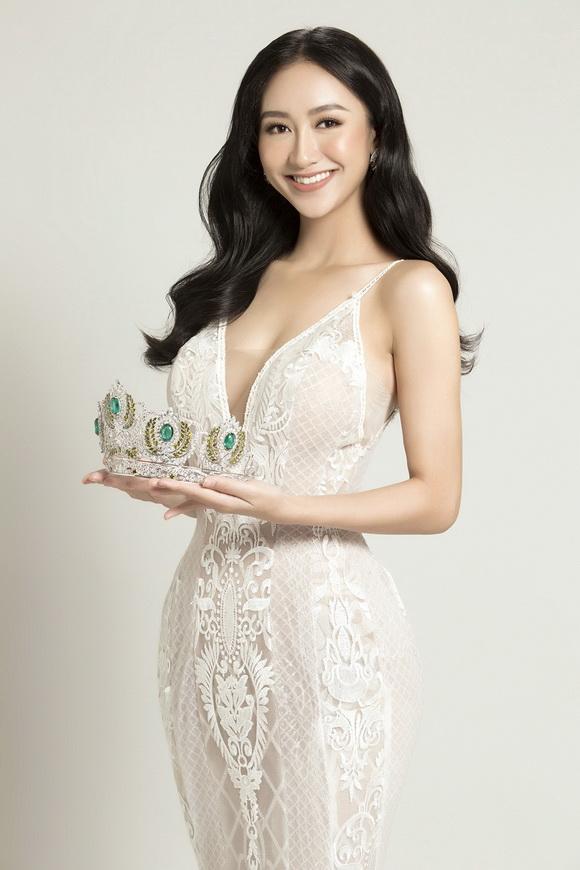 Hà thu,Miss Earth Vietnam 2017,hà thu làm giám khảo quốc tế