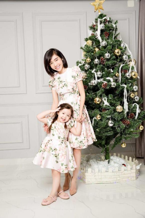 Elly Trần, mẹ con Elly Trần, Elly Trần và con