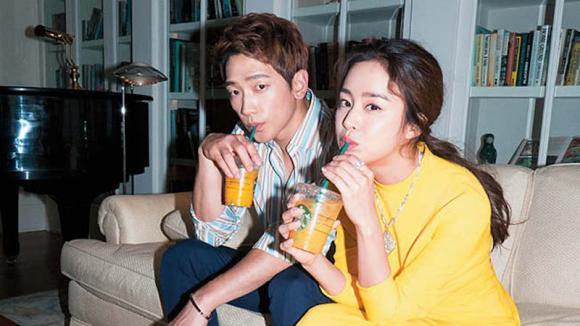 diễn viên kim tae hee,ca sĩ Bi Rain,Kim Tae Hee và Bi Rain, kim tae hee ngoan hiền