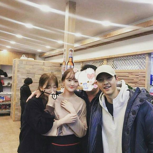 diễn viên Song Joong Ki,Song Joong Ki và Song Hye Kyo, song joong ki đưa song hye kyo về quê