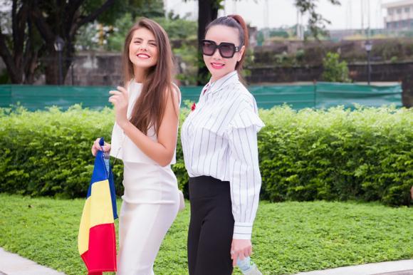 Dương Yến Ngọc,Hoa hậu Quý bà Hòa bình Thế giới 2017,Dương Yến Ngọc thi Hoa hậu