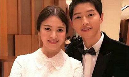 Diễn viên Song Hye Kyo,diễn viên Song Joong Ki, song hye kyo gây chú ý, vợ chồng song hye kyo