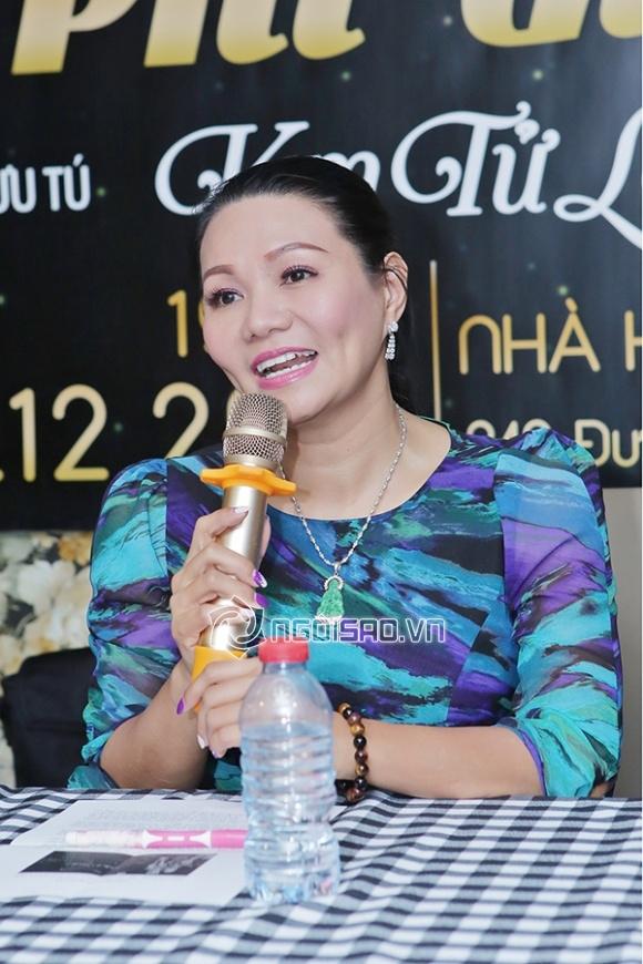 Ngọc Huyền, NSƯT Ngọc Huyền, Kim Tử Long