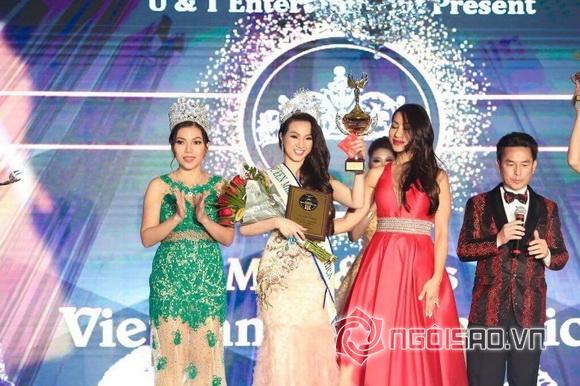 Mi Mi Trần, Hoa hậu quý bà Vietnamese - America, sao việt