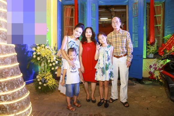sao việt, bố mẹ chồng cũ, Vân Hugo, vợ cũ Bằng Kiều, MC Thảo Vân