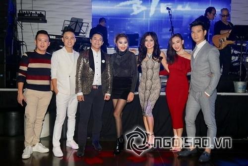 Kasim Hoàng Vũ, Hoa hậu Kim Shaner, sao việt