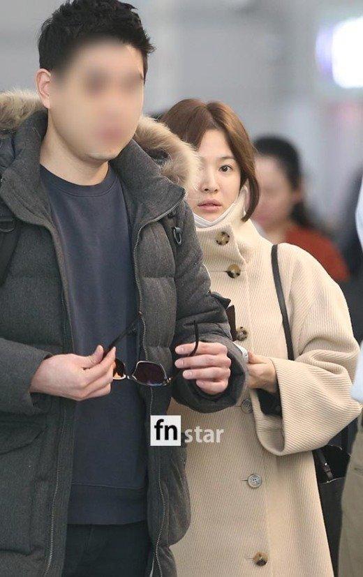 Song Hye Kyo,mặt mộc của Song Hye Kyo,Song Joong Ki