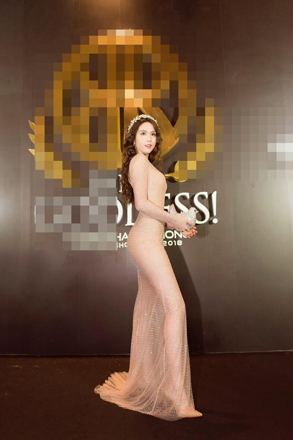 Ngọc Trinh, người mẫu Ngọc Trinh, thời trang Ngọc Trinh
