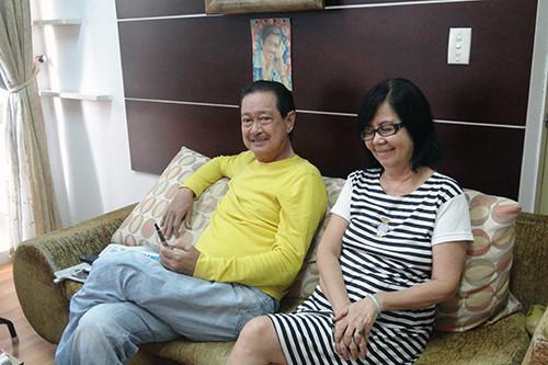 nghệ sĩ Nguyễn Chánh Tín, Nguyễn Chánh Tín, Nguyễn Chánh Tín và vợ, Nguyễn Chánh Tín ngoại tình