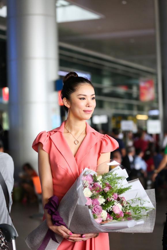 Hoa hậu Hoàn vũ 2007,Riyo Mori,cựu Hoa hậu Hoàn vũ