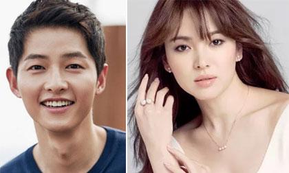 diễn viên Song Joong Ki,Diễn viên Song Hye Kyo, kbs drama awards 2017
