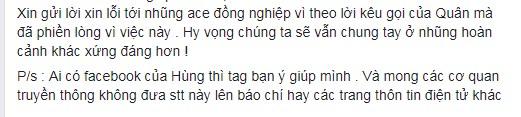 Đông Hùng, Minh Quân, ca sĩ Minh Quân,