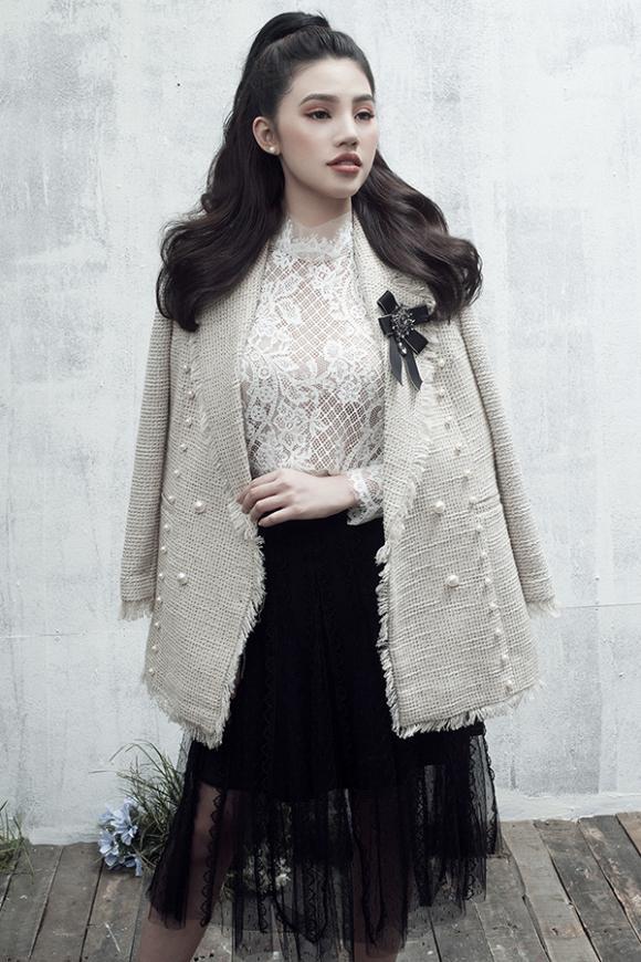 Jolie Nguyễn hoá quý cô sành điệu chỉ nhờ bí quyết thời trang này