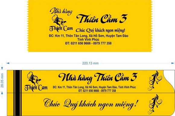 Á hậu Nguyễn Vân Anh, Nhà hàng Thiên Cầm, Nhà hàng thiên cầm 3