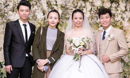 Yan Bi - Yến Lê, Đám cưới Tùng Linh OPlus, Clip ngôi sao