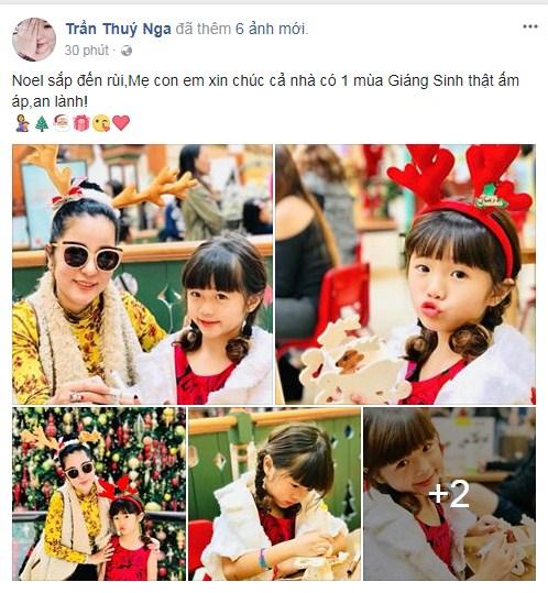 sao Việt, sao Việt chúc mừng giáng sinh, giáng sinh 2017, Noel 2017