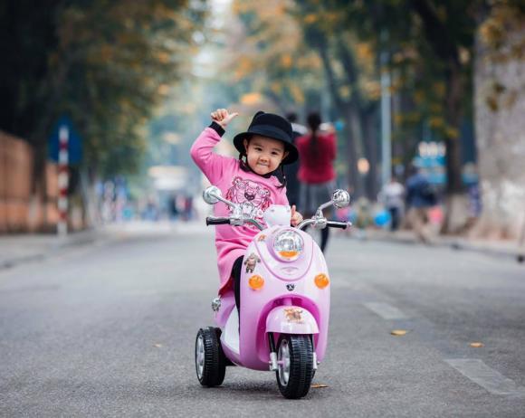 Trang Nhung, con gái Trang Nhung, người mẫu Trang Nhung