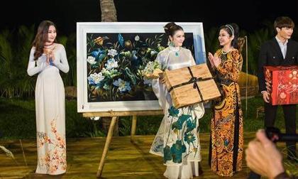 Lê Âu Ngân Anh, thu hồi vương miện Hoa hậu đại dương, Hoa hậu đại dương 2017