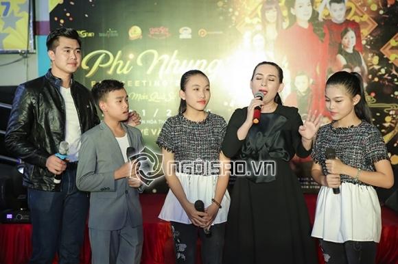 Phi Nhung, con gái Phi Nhung, con gái ruột Phi Nhung