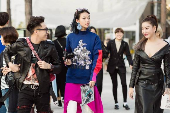 Xuất hiện những cô gái trẻ Việt có sức ảnh hưởng thời trang nhất 2017