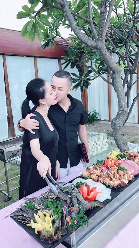 Chị dâu của Bảo Thy, anh trai Bảo Thy, Trang Pilla, Trang Pilla sinh con