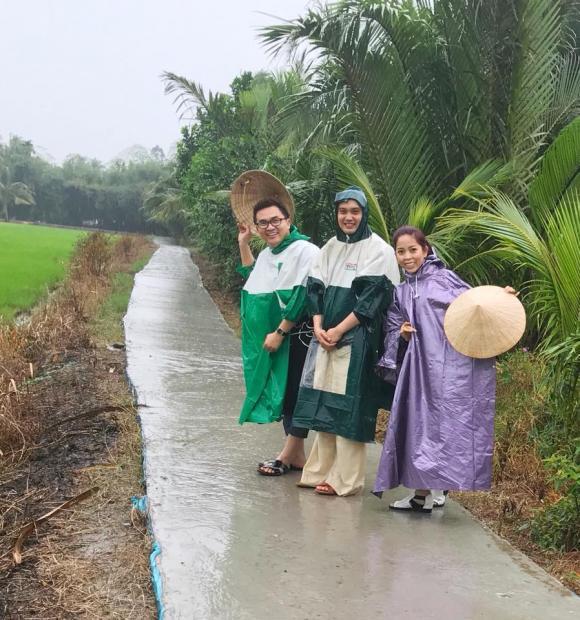 sao Việt, sao Việt đi từ thiện, Hồ Ngọc Hà, Mỹ Tâm, Đàm Vĩnh Hưng, Lý Nhã Kỳ