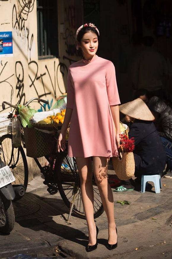 Á hậu huyền my,hoa hậu việt nam 2012,huyền my khoe chân dài