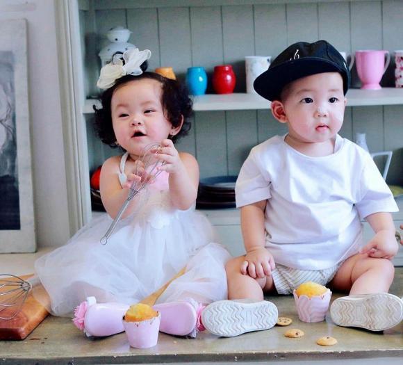 nhóc tỳ nhà sao việt, thời trang nhóc tỳ nhà sao việt, thời trang cho bé