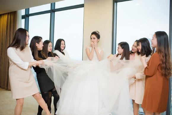 Tố Như, người đẹp khả ái Tố Như, đám cưới Tố Như