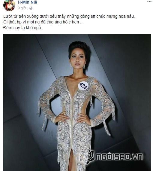 Tân Hoa hậu Hoàn vũ Việt Nam 2017 , H'hen Niê, em gái H'hen Niê, H'Min Niê