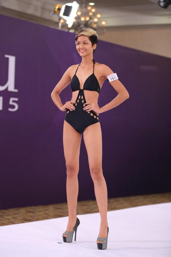 Mâu Thủy,H'Hen Niê,tân Hoa hậu Hoàn vũ 2017