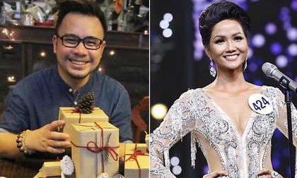 Hoa hậu Đại dương Ngân Anh, Hoa hậu Hoàn vũ Việt Nam, H'hen Niê