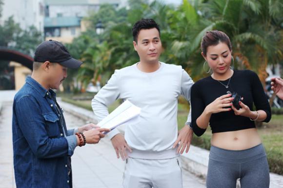 Cặp đôi Khải Sở Khanh và Phan Hương tái ngộ khán giả