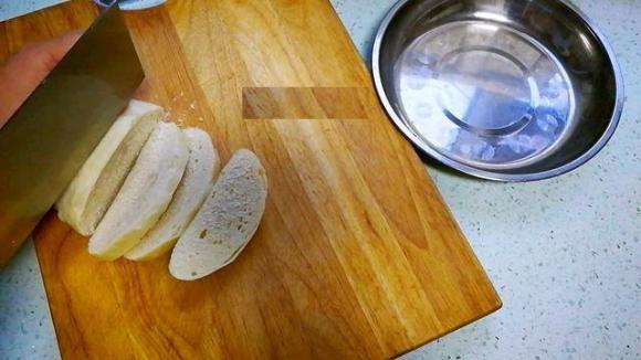 Cách chế biến món bánh mì độc đáo, ẩm thực, món ngon mỗi ngày, chế biến món bánh mì xào mới lạ