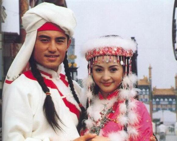 Hàm Hương,Lưu Đan,Hoàn Châu cách cách