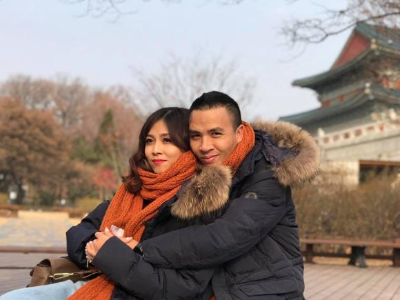 Nguyễn Hoàng Linh, Nguyễn Hoàng Linh và bạn trai, BTV Nguyễn Hoàng Linh