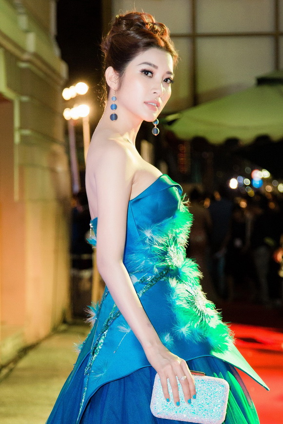 Diễn viên yan my,á hậu yanmy,yan my đoạt giải ngôi sao xanh