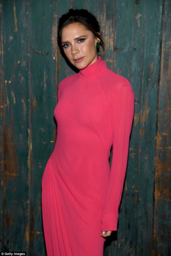 nhà thiết kế Victoria Beckham,người mẫu gày gò, người mẫu ốm đói