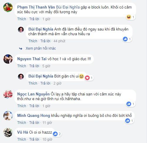 MC Đại Nghĩa, Đại Nghĩa, sao Việt