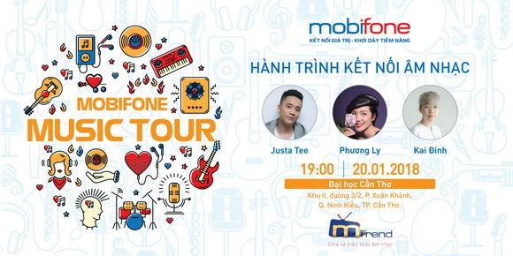 MobiFone Music Tour,Hoàng Tôn,Suni Hạ Linh
