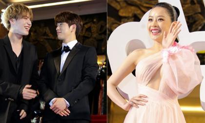 Seoul Music Awards, thảm đỏ Seoul Music Awards, Kim So Hyun